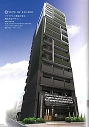 プレサンス上前津フィット[10階]の外観