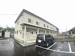OOMS GRADOーH[2階]の外観
