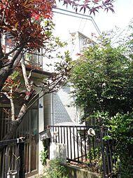 東京都北区赤羽西4の賃貸アパートの外観