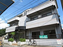 横山コーポ[102号室]の外観