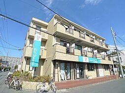 パレ・ド・ルベ新松戸[2階]の外観