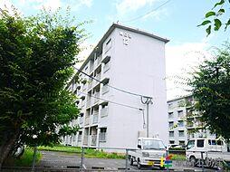都府楼団地12棟[1235号室]の外観