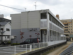 JR阪和線 和泉府中駅 徒歩14分の賃貸アパート