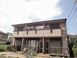 [テラスハウス] 東京都小平市学園東町1丁目 の賃貸【東京都 / 小平市】の外観