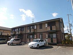 リビングタウン紀三井寺B棟[1階]の外観