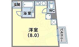 三ノ宮駅 0.5万円