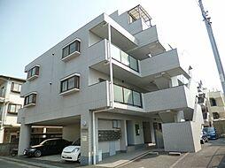 千葉県浦安市富士見2の賃貸マンションの外観