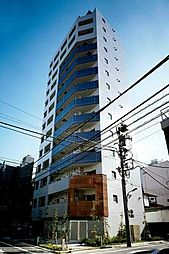 レジディア虎ノ門[4階]の外観