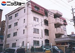 マンションゆり[3階]の外観