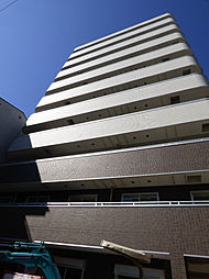 大阪府大阪市西区本田3丁目の賃貸マンションの外観