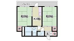 魚住駅 2.5万円