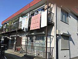 コーポ武蔵野[1階]の外観