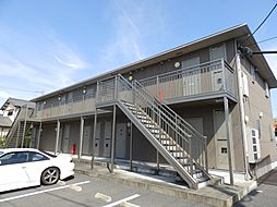 三重県四日市市中納屋町の賃貸アパートの外観