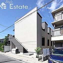 名古屋市営東山線 中村公園駅 徒歩7分の賃貸アパート