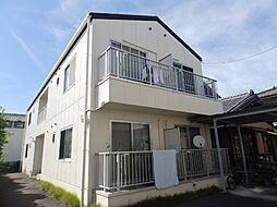 三重県四日市市高浜町の賃貸アパートの外観