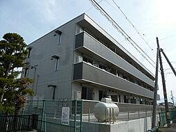 グレイスフル吉田[1階]の外観