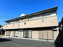 三重県桑名市星見ヶ丘2丁目の賃貸アパートの外観
