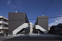 ユースビレッジ神戸長田[2階]の外観