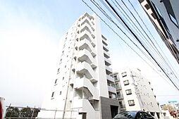 広島県広島市東区牛田南1丁目の賃貸マンションの外観