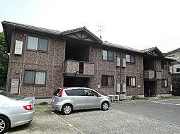福岡県北九州市八幡西区岸の浦1丁目の賃貸アパートの外観