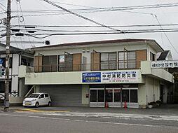 横山アパートII[202号室]の外観