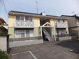 広島県福山市草戸町4丁目の賃貸アパートの外観