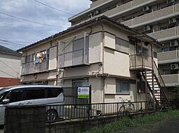 JR武蔵野線 北府中駅 徒歩12分の賃貸アパート