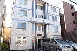 グランメール北元町[4階]の外観