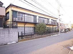 松風荘[2階]の外観