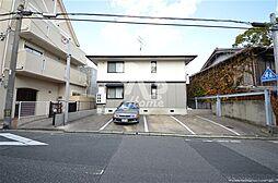 兵庫県神戸市須磨区大手町6丁目の賃貸アパートの外観