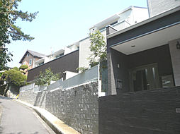 兵庫県神戸市垂水区高丸1丁目の賃貸アパートの外観