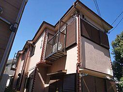 コーポミキ[2階]の外観