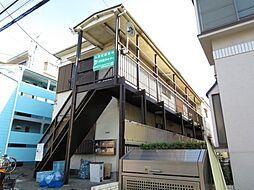 大谷田ハイツ[103号室]の外観