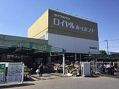 ロイヤルホームセンター牛久店まで2051m