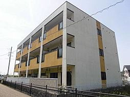 メゾン・サンパティーク[2階]の外観
