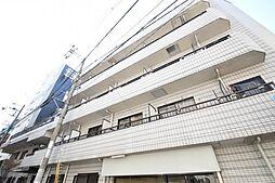 シャトーウエダ[4階]の外観