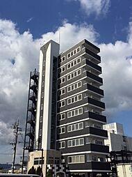 リーフジャルダンレジデンスタワー[8階]の外観