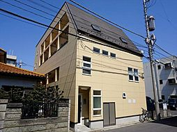 オーガニック・プロバンス勝田台[1階]の外観