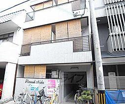 京都府京都市上京区西千本町の賃貸マンションの外観