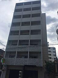 Mid Court Umekita[3階]の外観