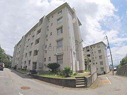 宝梅園(住宅供給公社賃貸物件)[5階]の外観