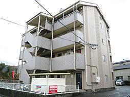 ベルハウスB[3階]の外観