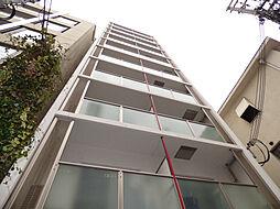 アビテ北御堂[4階]の外観