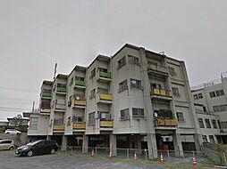 ミノベマンション[4階]の外観