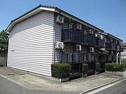 東京都練馬区桜台3丁目の賃貸アパートの外観