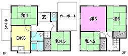 北久米駅 5.8万円