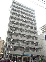 東京都文京区千駄木4丁目の賃貸マンションの外観