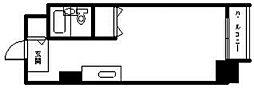 メゾンドノール[616号室]の間取り