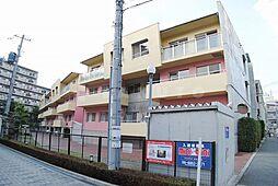 大阪府豊中市西泉丘2丁目の賃貸マンションの外観