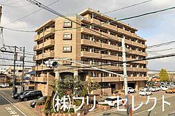 福岡県福岡市博多区上牟田1丁目の賃貸マンションの外観